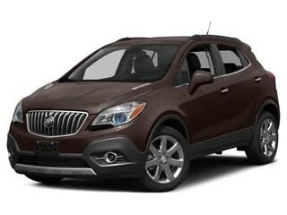2015 Buick Encore Premium- Back-UP CAM! Leather! NAV! SUV