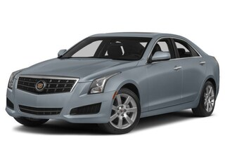 2015 Cadillac ATS Standard AWD Sunroof Backup Cam Accident Free Sedan
