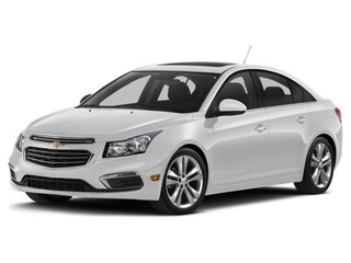 2015 Chevrolet Cruze LTZ Navigation! Leather! Sedan