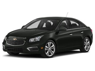 2015 Chevrolet Cruze Diesel Bluetooth, Leather Int, Heated Seats Sedan