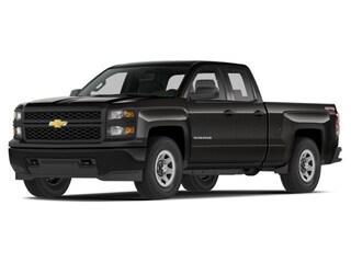 2015 Chevrolet Silverado 1500 Truck Double Cab