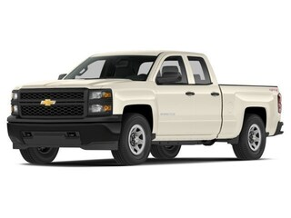 2015 Chevrolet Silverado 1500 *OnStar, Satellite Radio, Climate Control* Truck Double Cab