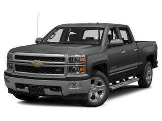 2015 Chevrolet Silverado 1500 WT Truck Crew Cab 3GCUKPEHXFG284129