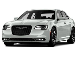 2015 Chrysler 300 S AWD BLK Roof Pano SR Loaded