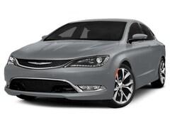 2015 Chrysler 200 LX Sedan