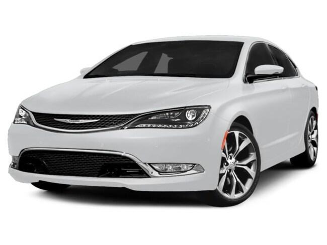 New 2015 Chrysler 200 Limited Sedan For Sale Whitecourt, AB