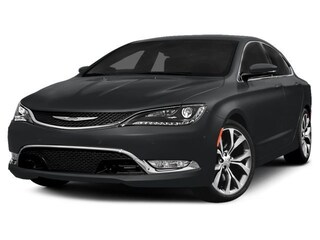 2015 Chrysler 200 4dr Sdn C FWD Sedan