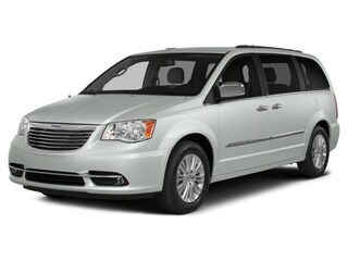 2015 Chrysler Town & Country Touring Van Passenger Van