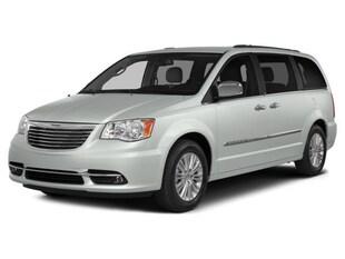 2015 Chrysler Town   Country Van Passenger 2C4RC1CG8FR661206