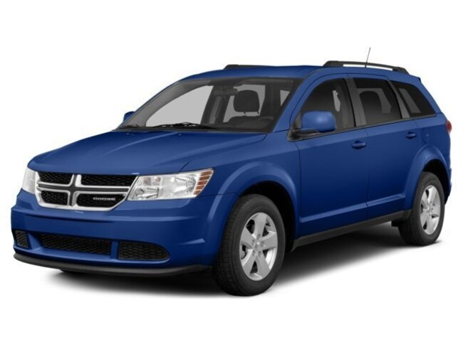 2015 Dodge Journey Crossroad, V6, NAV, DVD, Heated Leather, Clean! SUV