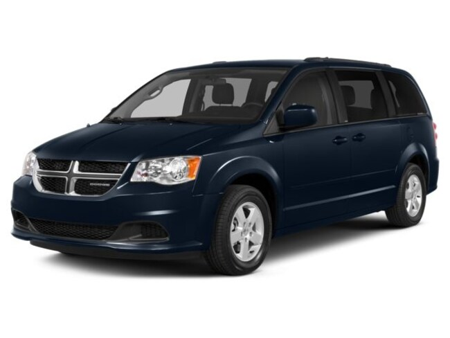 2015 Dodge Grand Caravan AVP/SE Mini-Van