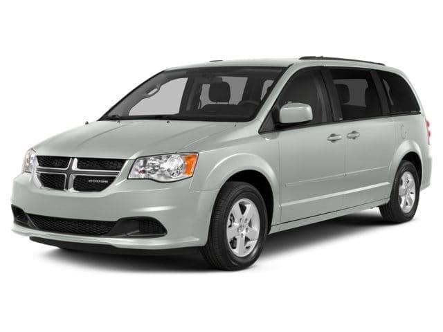 2015 Dodge Grand Caravan FWD - Full Stow N GO, Dual Climate Control Van Passenger Van