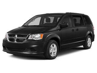 2015 Dodge Grand Caravan Canada Value Package Van Passenger Van