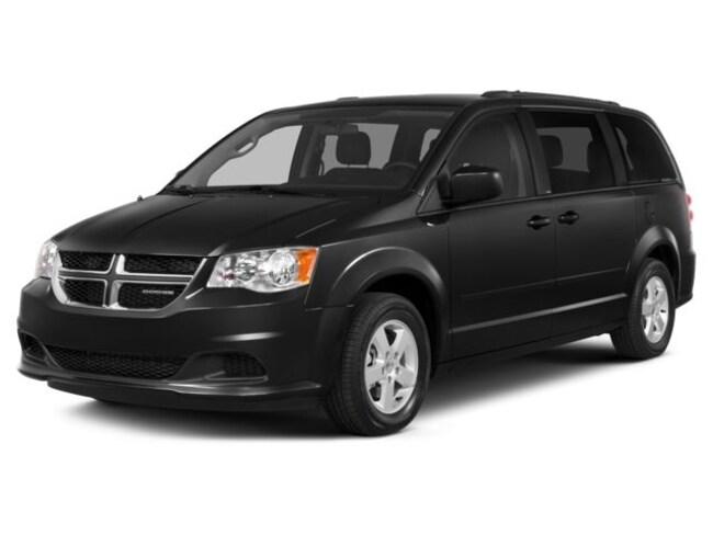 2015 Dodge Grand Caravan SE/SXT Van