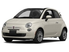 2015 FIAT 500c Lounge Cabrio with Nav Cabriolet For sale in Vancouver BC, near Burnaby