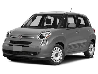 2015 FIAT 500L Lounge | Leather Seats | Navigation Hatchback