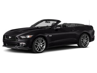 2015 Ford Mustang MUSTANG GT Convertible