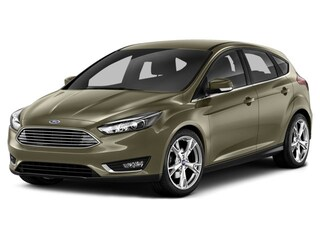 2015 Ford Focus SE 2.0L I4 Hatchback