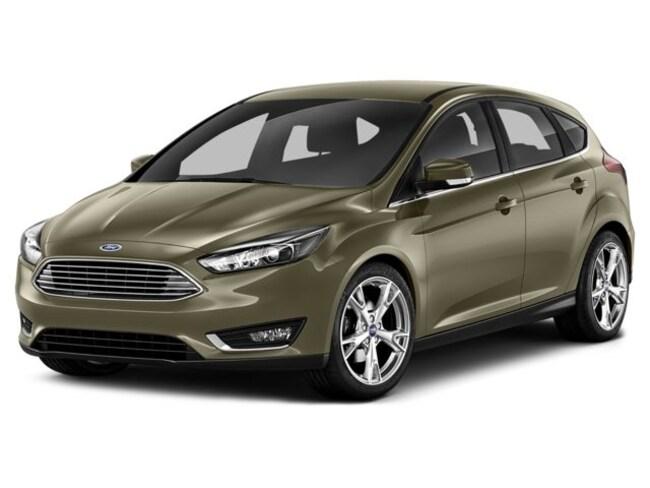 2015 Ford Focus SE À hayon