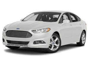 2015 Ford Fusion SE | FWD | 4 Door |