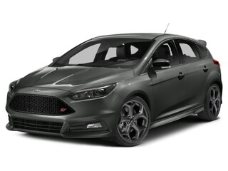 2015 Ford Focus Base Hatchback