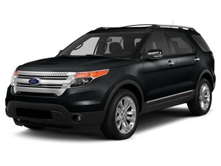 2015 Ford Explorer XLT - 4WD Comfort and Appearance Package SUV