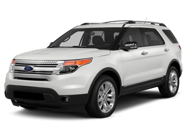 2015 Ford Explorer XLT, 4WD, V6, 7-Pass, Dual A/C, Rear Camera! SUV