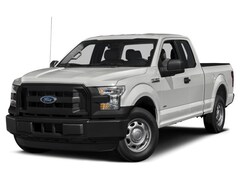 2015 Ford F-150 XLT Truck SuperCab