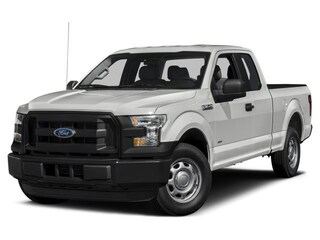 2015 Ford F-150 XL / Super Cab / New Brakes / No Acc. / Certified Truck SuperCab