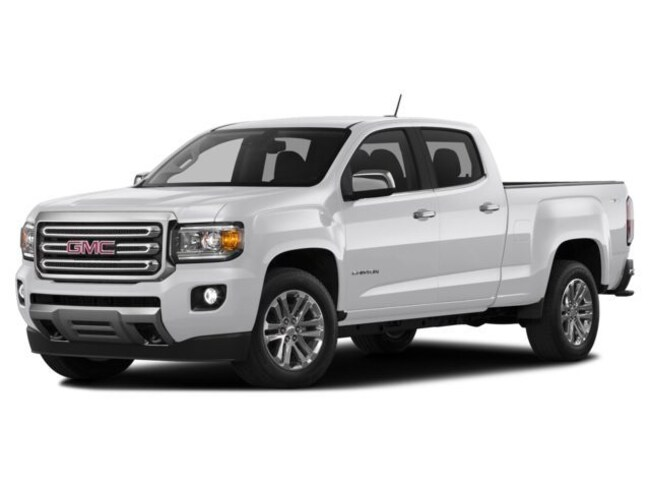 2015 GMC Canyon Extended 4x4 SLT Leather|Rearcam|V6|Bluetooth|Clea