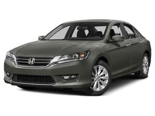 2015 Honda Accord Sedan EX-L at - ACCIDENT-FREE, 1 OWNER Sedan