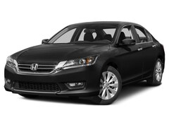 2015 Honda Accord EX-L V6 Sedan