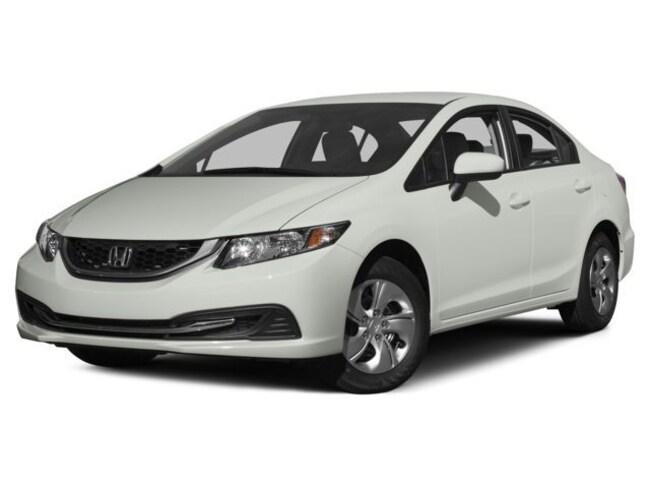 2015 Honda Civic LX Sedan