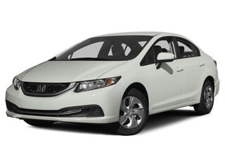2015 Honda Civic EX - Certified, Bluetooth, Backup Cam, Warranty Compact 2HGFB2F56FH039961