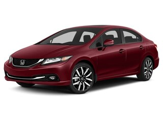 2015 Honda CIVIC SDN TOURING Sedan