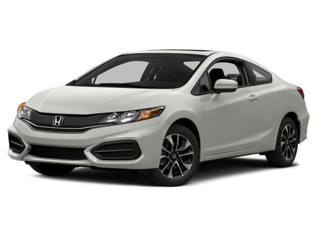 2015 Honda Civic EX Coupé