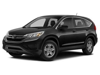2015 Honda CR-V LX AWD l No Accident l One Owner l Back up camera SUV