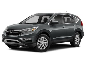2015 Honda CR-V EX-L AWD Just Arrived off lease