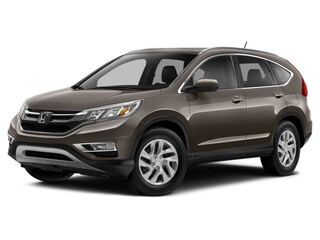 2015 Honda CR-V EX-L AWD - NO ACCIDENTS|1OWNER|LEATHER|SUNROOF| SUV