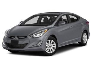 2015 Hyundai Elantra L * Manuelle * Vitres électriques * Prise Automobile