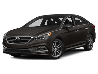 2015 Hyundai Sonata GL at Previous Daily Rental Sedan