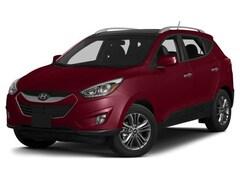 2015 Hyundai Tucson GL Sport Utility