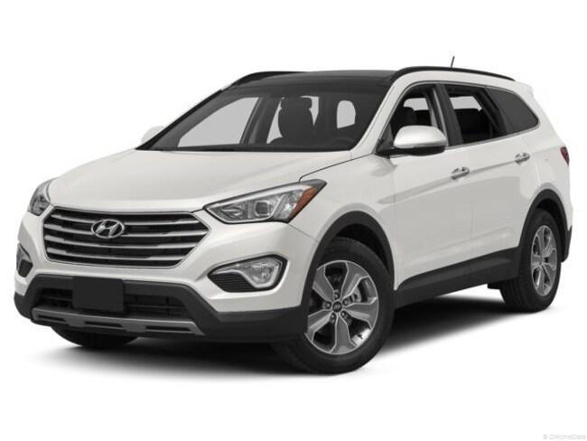 Grande Prairie Hyundai >> Used 2015 Hyundai Santa Fe Xl For Sale At Grande Prairie