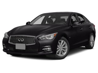 2015 INFINITI Q50 AWD Deluxe Touring & Navigation Package Q50