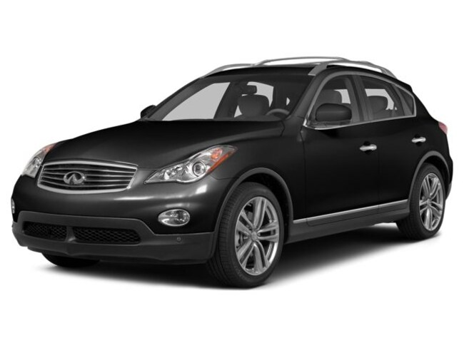 2015 INFINITI QX50 Wagon Journey, Premium With Navigation Package Crossover