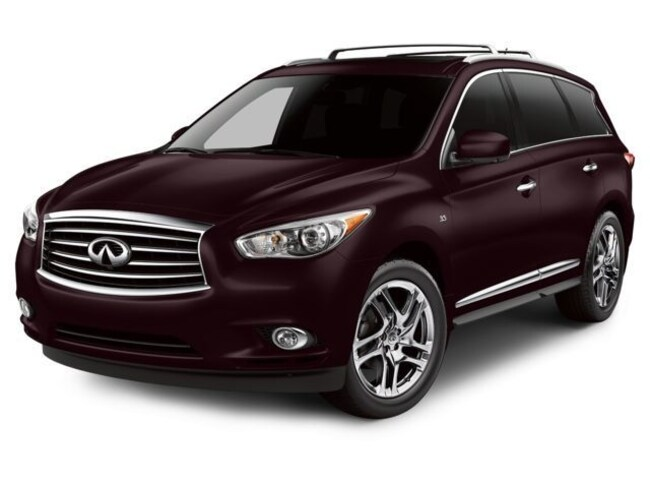2015 INFINITI QX60 AWD Driver Assistance Package AWD