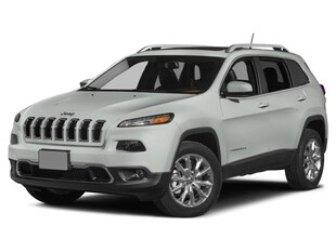 2015 Jeep Cherokee FWD 4dr Sport SUV
