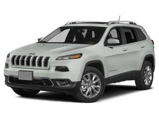 2015 Jeep Cherokee Sport SUV