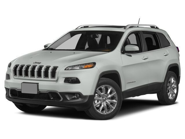 2015 Jeep Cherokee Limited Leather S/Rof Nav Loaded SUV