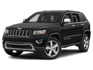 2015 Jeep Grand Cherokee Laredo, Sunroof & Leather SUV BL7884
